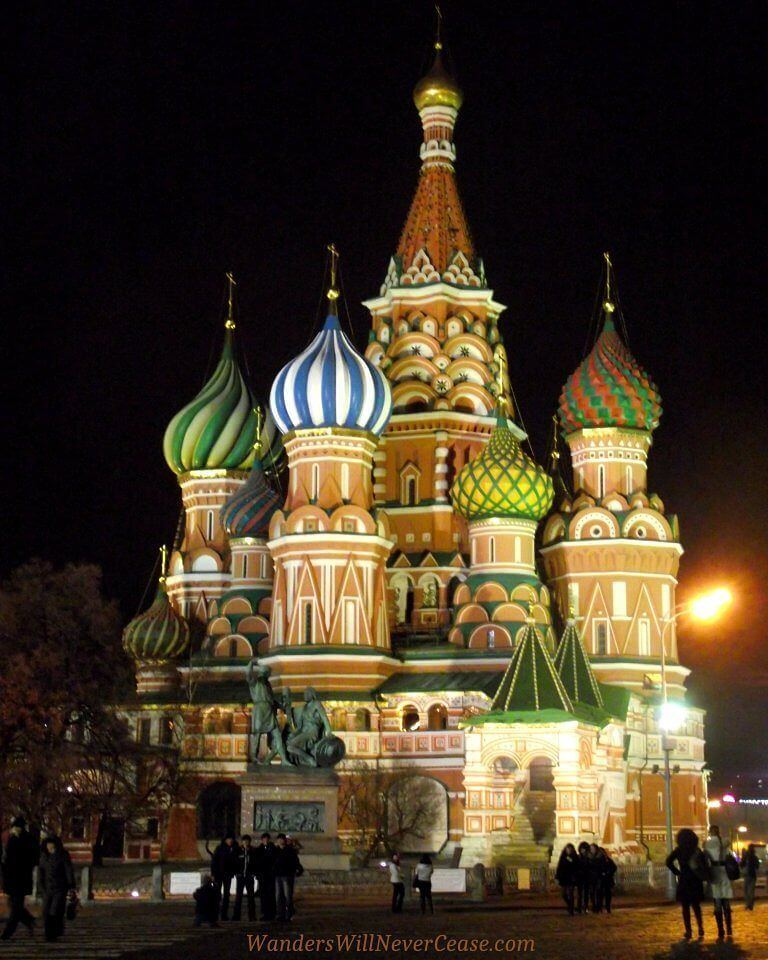 St Basils Cathedral Moscow   A Quick Guidehellip