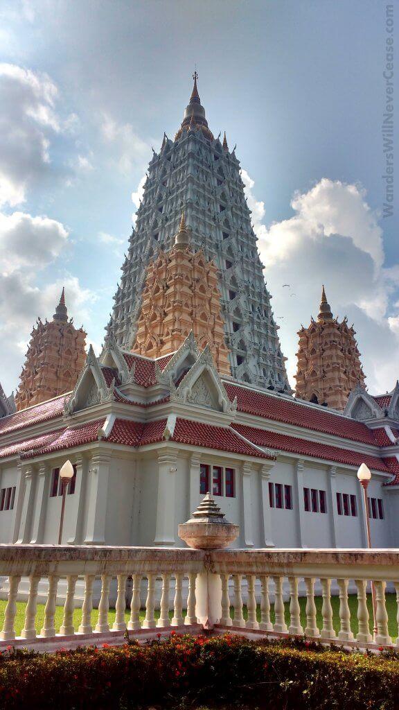 Wat Yansangwararam Pattaya Sattahip Thailand Temple Buddhism
