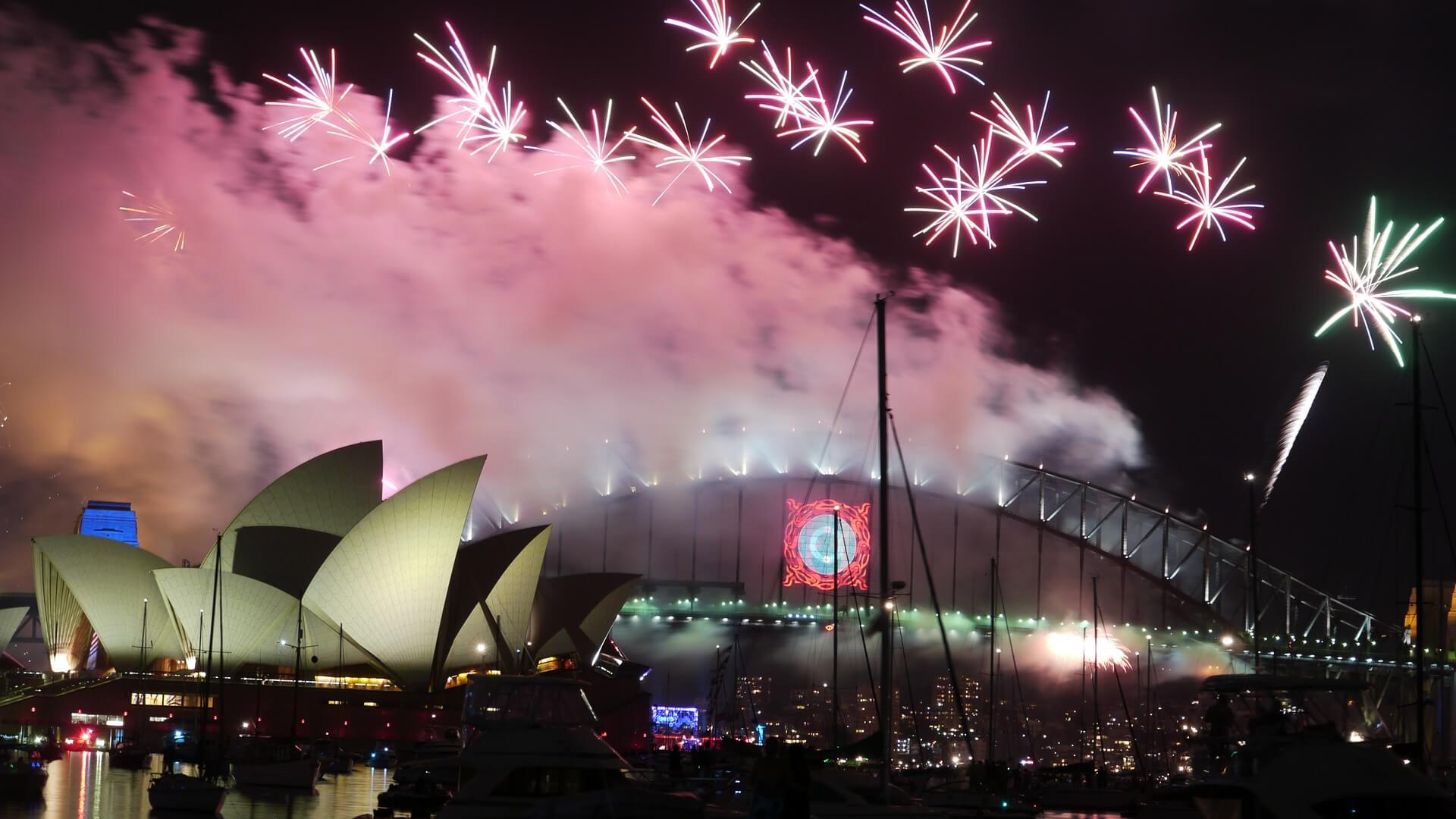 Happy 'Roo Year! NYE in Sydney
